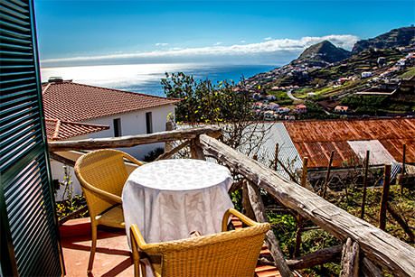 Bed and Breakfast Madeira